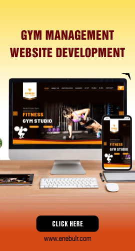 Gym website design company in hubli